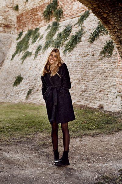 cappotto su misura da donna a bologna