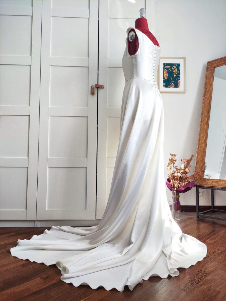 abito da sposa su misura bologna scaled